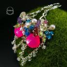 Kolczyki kolczyki wiosenne,z perłami,nehesi
