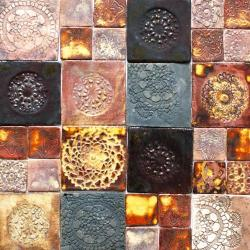 dekory ceramiczne,kafle ścienne,płytki - Ceramika i szkło - Wyposażenie wnętrz