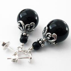 krótkie,eleganckie,drobne,bali,sztyfty - Kolczyki - Biżuteria