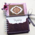 Notesy przepisy,czekolada,kulinarny,prezent,słodki