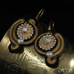 wiktoriańskie kolczyki - Kolczyki - Biżuteria