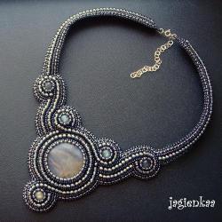 unikalny,elegancki - Naszyjniki - Biżuteria
