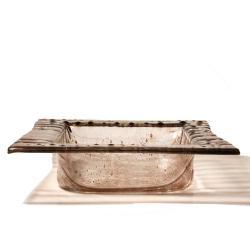 misa,brąz,na stół, - Ceramika i szkło - Wyposażenie wnętrz