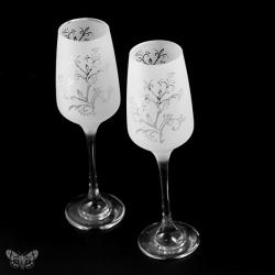 eleganckie,szklane,efektowne - Ceramika i szkło - Wyposażenie wnętrz
