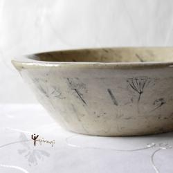 umywalka,ceramika,łaźnia domowa,unikat - Ceramika i szkło - Wyposażenie wnętrz