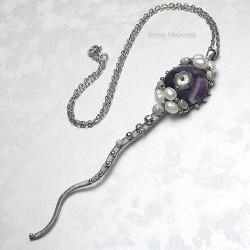 plemnik,płodność,amulet,prezent,naszyjnik - Naszyjniki - Biżuteria