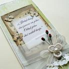 Kartki okolicznościowe ślub,życzenia,kwiaty,cytat,para młoda,retro