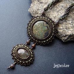 etniczny,elegancki,efektowny - Wisiory - Biżuteria