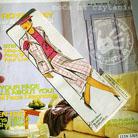 Zakładki do książek moda,zakładka,laminat,szycie,recykling