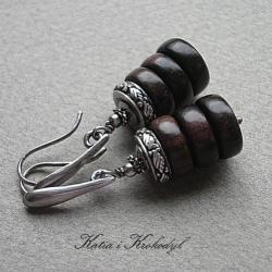 kolonialne - Kolczyki - Biżuteria