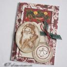 Kartki okolicznościowe kartka świąteczna retro