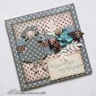 Kartki okolicznościowe urocza kartka,Arinka,Arine,dziewczynka,życzenia