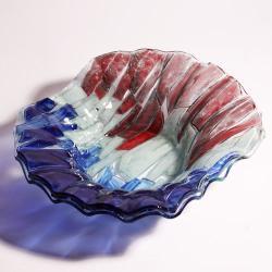 miska,patera,szkło,na owoce,do domu - Ceramika i szkło - Wyposażenie wnętrz