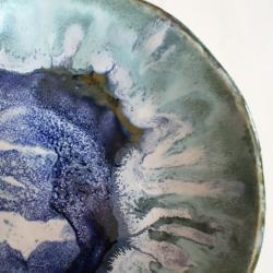 patera ceramiczna,naczynie ceramiczne, - Ceramika i szkło - Wyposażenie wnętrz