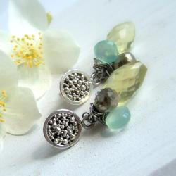 błyszczące,eksluzywne,wyjątkowe,baśniowe - Kolczyki - Biżuteria