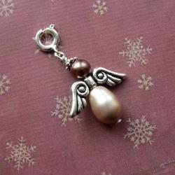 anioł,aniolek,charm,brelok,Extrano - Charms - Biżuteria