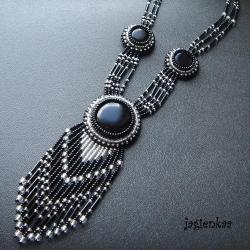 etniczny,elegancki,efektowny - Naszyjniki - Biżuteria
