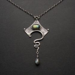 fiann,biżuteria autorska,art clay - Wisiory - Biżuteria