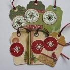 Inne zawieszka,tag,prezent,święta