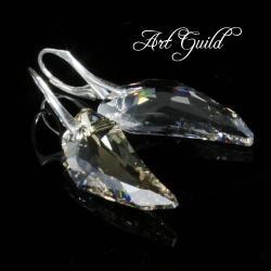 kolczyki kły,drapieżne,oryginalne - Kolczyki - Biżuteria