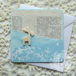 karta,Boże Narodzenie,fenifer,eight - Kartki okolicznościowe - Akcesoria