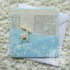 Kartki okolicznościowe karta,Boże Narodzenie,fenifer,eight