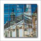 Ilustracje, rysunki, fotografia zdjęcie,fotografia,odbicie,architektura,okna