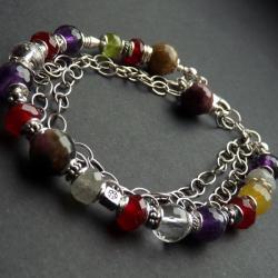 efektowna bransoleta - Bransoletki - Biżuteria