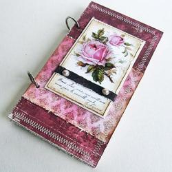 notes,kalendarz,upominek,kobiece,vintage - Notesy - Akcesoria