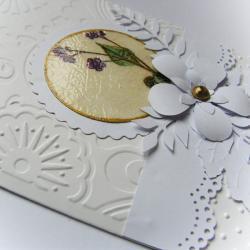 karta,retro,elegancka,wielkanoc,święta - Kartki okolicznościowe - Akcesoria