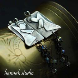 anielskie kolczyki - Kolczyki - Biżuteria