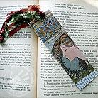 Zakładki do książek zakładka do książki,prezent dla bibliofila