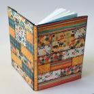 Notesy kalendarz,notes,patchwork,kot