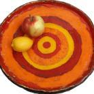 Ceramika i szkło misa,miska,naczynie,patera,talerz,na owoce