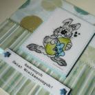 Kartki okolicznościowe Wielkanoc,kartka,zając,jajo,rysunek