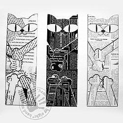 oryginalne zakładki do książek,super prezent - Komplety - Akcesoria