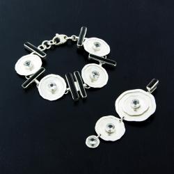 unikat,ambergallery - Komplety - Biżuteria