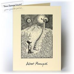 kartka dla mężczyzny,dla marzyc,dla niego,marzenia - Kartki okolicznościowe - Akcesoria