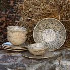 Ceramika i szkło komplet,ceramika,miseczki i talerzyki,prezent