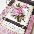 Notesy kalendarz,prezent,wyjątkowy,kobiece,vintage