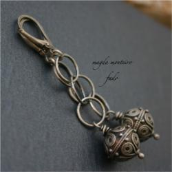 srebro,kolczyki,bali,oksydowane,fado - Kolczyki - Biżuteria