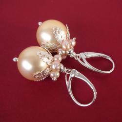 Wyjściowe,eleganckie,romantyczne - Kolczyki - Biżuteria