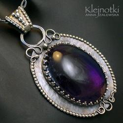 metaloplastyka,oryginalny,oksyda - Wisiory - Biżuteria