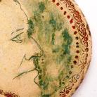 Obrazy ceramika artystycznqa,obraz ceramiczny,unikat