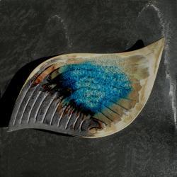 patera ceramiczna,talerz,ceramika unikatowa - Ceramika i szkło - Wyposażenie wnętrz