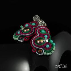 hinduskie klimaty - Kolczyki - Biżuteria