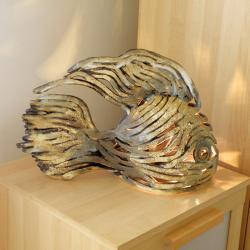 lampa ceramiczna,ceramika artystyczna,światło - Ceramika i szkło - Wyposażenie wnętrz