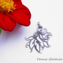 srebro,wisiorek,oksyda,biżuteria - Wisiory - Biżuteria