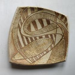 talerz ceramiczny,patera,pólmisek - Ceramika i szkło - Wyposażenie wnętrz