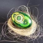 Inne Wielkanocna pisanka batikowa